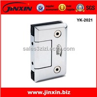 China supplier hetal hinges stainless steel glass door hinges