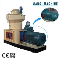 High Efficient Vertical Ring Die Pellet Mill/ Wood Pellet machine with Siemens Reducer