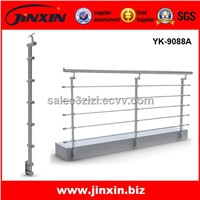 High Quality Stainless Steel Staircase Handrail with bar holder