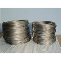 Ti6Al4V-ELI Pure titanium wire mesh in coil Titanium Mesh Thickness 0.5 to 2.5mm