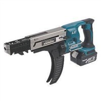 Makita BFR750RFE 18V 3Ah Li-Ion Cordless Auto-Feed Screwdriver Power Tool