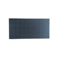 Outdoor HD P10 DIP 3-IN-1 Full Color LED Module, 10MM Pixel Pitch RGB LED Panel