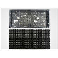HD Definition P5 Full Color LED Display Module And Panel , Indoor 64*32 Pixles Black LED