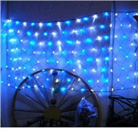 PVC full waterproof led christmas light nets