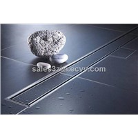 Stainless steel floor drain cover for bathroom ,Tile/wood inserted water drain