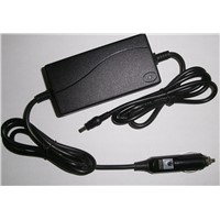 60W Li-ion battery pack car charger
