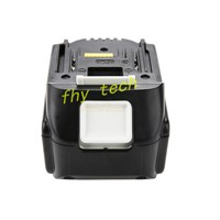 Li-ion Replaceable Power Tool Battery for Makita BL1830  18v