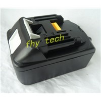 Li-ion Replaceable Power Tool Battery for Makita BL1830 12V