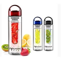 sj24-TRITAN fruit infuser bottle drink equipment BPA free popular style high level 700ML