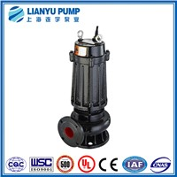 WQ Submersible Sewage Pump,centrifugal pump,electric pump