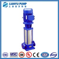 XBD-GDL Vertical Multi-stage Fire Fighting Pump,centrifugal pump