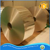 roll type and golden coated treatment aluminum foil for pharma packing