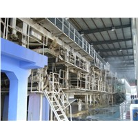 Most Popular 1880mm 30t/d kraft paper/Fluting paper making machine