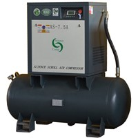 AS0.9-7.5G scroll air compressor