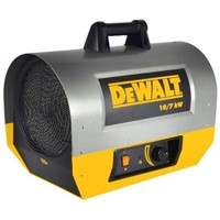 DeWalt DXH1000TS 10/7 kW Forced Air Electric Construction Heater
