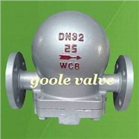 FT14 ball float steam trap