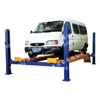 South America Four Post Hydraulic Car Lift(WH-P)