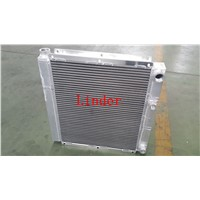 air compressor cooler, 37kw oil air cooler