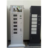 cellphone charging vending machine floorstanding charging station
