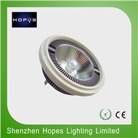 COB 12W AR111 led spot light G53 DV12V
