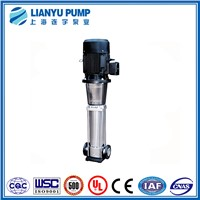 CDL/CDLF Vertical Non Self-Priming Multistage Centrifugal Pump,Stainless Steel Pump