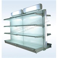 DC-18 supermarket glass shelf