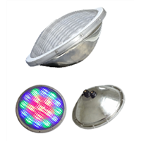LED Par56 Spot Lamp /RGB LED Pool Light/Fountain Light 15W 18W 19W