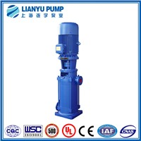 LYDL Vertical multistage centrifugal pump,dirty water pump,self-suction pump