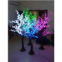 Lighted fruit tree LED outdoor christmas street light decoration