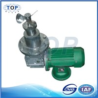 Magnetic Drive Bottom Entry Blender Mixer in chemical watertreatment pharmaceuticals Industry