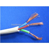 ZR-BV 3*1.5 copper conductor electric wire cable