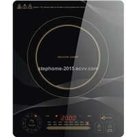 Low Noise Slim touch induction cooker(Model No.: M20-H50)