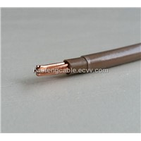 PVC Insulated THHN 1/0 awg