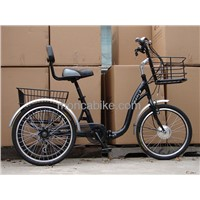 Three Wheel Electric Pedicab/Tricycle