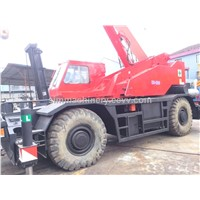 Used condition kato 50t rough terrain crane second hand kato KR-50H rough terrain crane kato 50t