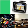 "4.3"" Moto GPS With Bluetooth Helmet Headset Car Motorcycle GPS Navigation"