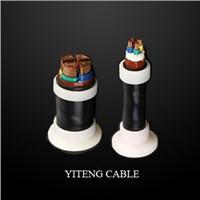 0.6/1KV Copper PVC Power Cable with Steel Tape Armour