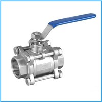 3pc ball valve female thread