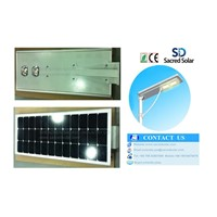 40W/60W Solar street light SIL-D60