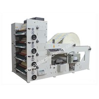 Adhesive Label Printing Press