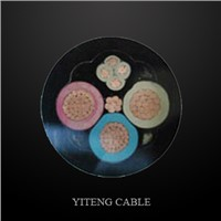 Flexible Rubber Cable for Mining Purposes