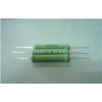 High Power Lettering Wirewound Resistor