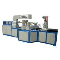 High Speed Paper Core Slitting Machine