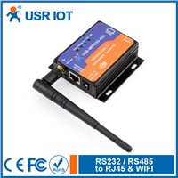 Serial Wifi Converter, RS232 RS485 to Wireless 802.11b/g/n Server