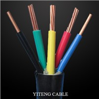 Shielded Control Cable