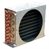Strength Factory Selling Copper Fin Evaporator (Heat Exchanger)