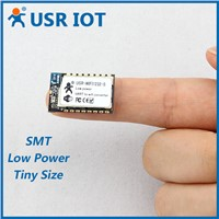 SMT Serial UART to Wifi 802.11 Module with Internal/External Antenna