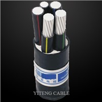 Unarmored Aluminum Alloy Cable