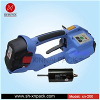 XN-200 battery-powered strapping tool for pp pet