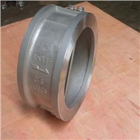 class150 double-disc swing check valve